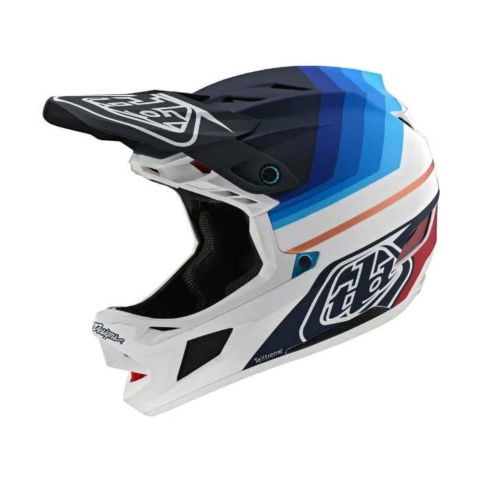 CASQUE TLD D4 CARBON