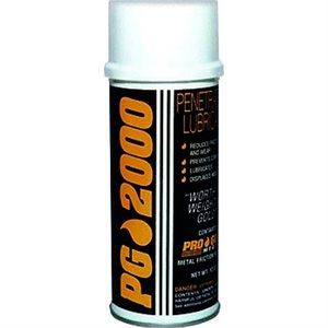 LUBRIFIANT AEROSOL PRO GOLD 2000 12OZ
