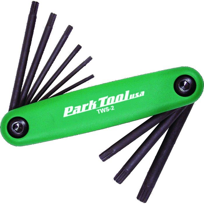 OUTIL PARK TOOL CLS TORX TWS2