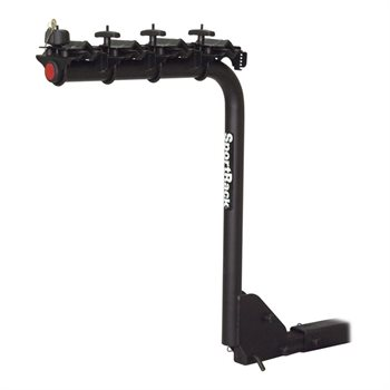 SUPPORT 3 VELO SUR ATTELAGE PATHWAY DELUXE 3